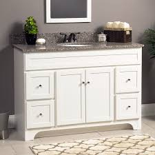 Ways To Choose  Inch Bathroom Vanity Bathroom Designs Ideas - White 48 inch bath vanity