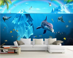 popular marine 3d wallpaper buy cheap marine 3d wallpaper lots