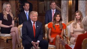 donald trump family donald trump s family returns to work with extra security after