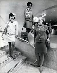 the evolution of cabin crew uniforms from vivienne westwood to