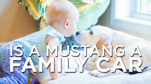 toddler mustang car the 2015 mustang is it a family car