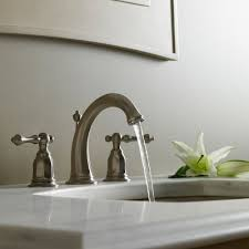 Bathroom Sinks And Faucets Kohler Faucets Toilets Sinks U0026 More At Lowe U0027s