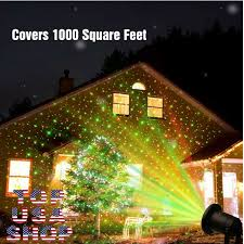 Laser Projector Christmas Lights by Christmas Lights Show Laser Projector House Decoration Outdoor