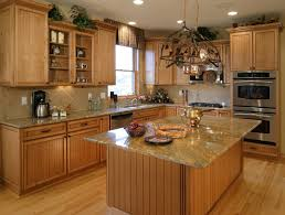 what flooring goes with honey oak cabinets 52 enticing kitchens with light and honey wood floors