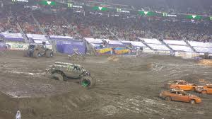 monster truck in mud videos bonggamom finds rainy day monster jam a completely new and