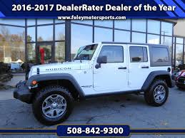 jeep rubicon 2017 maroon used cars for sale shrewsbury ma 01545 foley motorsports