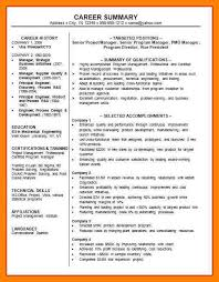 professional summary exles for resume resume career summary exles exles of resumes