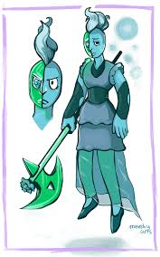 blue opal gemsona fire opal gemsona old ver no longer using by xophair on deviantart