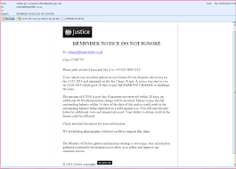 Sample Letter Of Reminder For Business by Spam Frauds Fakes And Other Malware Deliveries Page 44