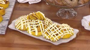 cinnamon buns and whoopie pie unique pumpkin treats for