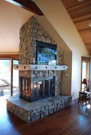 17 best stone interior images on pinterest fireplace design