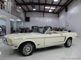 ford mustang convertible 1968 1968 ford mustang gt convertible daniel company