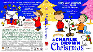 charlie brown christmas lights a charlie brown christmas dvd covers and labels