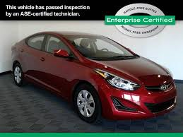 used hyundai elantra for sale special offers edmunds