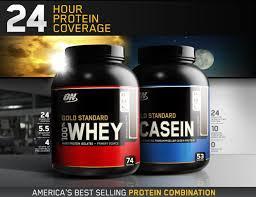 Casein Protein Before Bed Optimum Gold Standard 100 Casein At Bodybuilding Com Free P U0026p