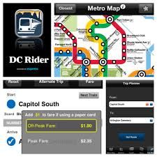 5 must have smartphone apps for washington d c travel