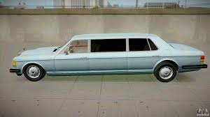 rolls royce limo rolls royce silver spirit 1990 limo for gta san andreas