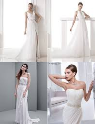 Greek Wedding Dresses Greek Goddess Style Wedding Dresses Confetti Co Uk