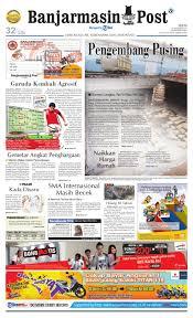 banjarmasin post edisi sabtu 19 november 2011 by banjarmasin post