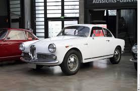 1954 alfa romeo giulietta photos informations articles