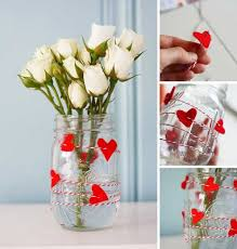 Ideas For Homemade Valentine Decorations by 25 Easy Diy Valentines Day Gift And Card Ideas Amazing Diy