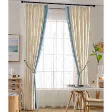 Window Curtains Sale Botanical Embroidery Burlap Window Curtains On Sale