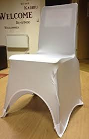 White Spandex Chair Covers 100 White Spandex Chair Covers Arched Wedding Chancery Chair