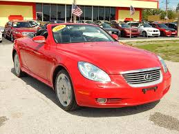 red lexus sc in florida for sale used cars on buysellsearch