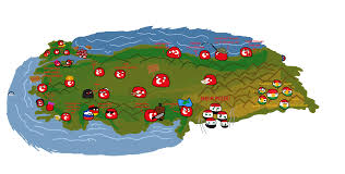 Greece Turkey Map by Polandball Stereotypic Map Of Turkey Polandball