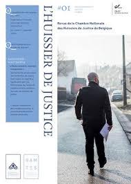 chambre nationale des huissiers de justice resultat examen l huissier de justice ée 6 n 1 juin 2017 by sam tes issuu