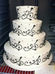 buttercreme wedding cakes litty u0027s cakes and cookies