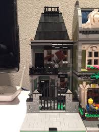 lego moc haunted house lego pinterest lego moc lego and legos