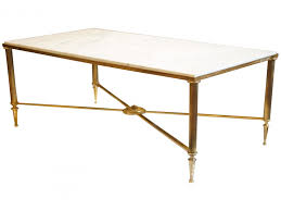 furnitures white and gold coffee table inspirational glass and