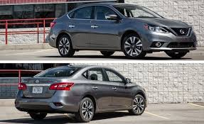 2016 nissan sentra automatic test review car and driver