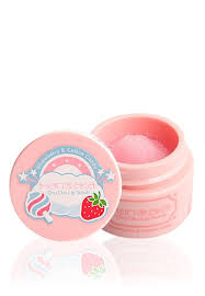 Lip Scrub buy hanaka hanaka chu chu lip scrub 15ml strawberry cotton