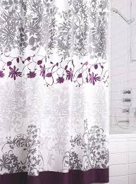 Purple Floral Curtains Trend Of Grey And Purple Curtains And Blue And Purple Floral