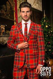the lumberjack tartan suit christmas suit 99 99 opposuits