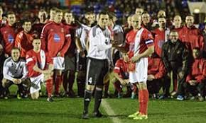 christmas truce a mythical football match revisited 100 years