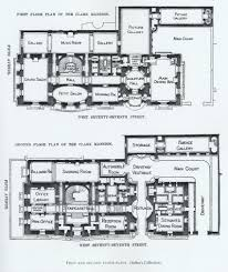 lynnewood hall 2nd floor gilded era mansion floor plans william clark mansion fabulous floor plans pinterest mansion