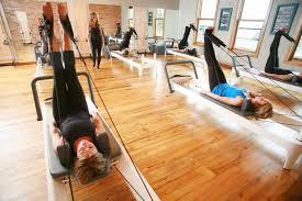 classes exhale pilates