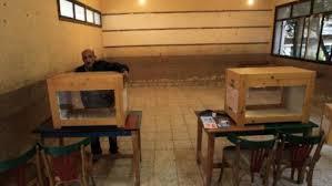 ouverture des bureaux de vote ouverture des bureaux de vote en egypte pour les premières élections