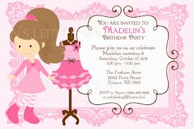 Party Invite Cards Brave Ladies Party Invitation Message 9 Almost Luxury Article
