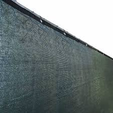aleko fence privacy screen outdoor backyard fencing windscreen