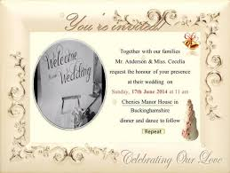 sle of wedding invitation wedding invitation email format for colleagues wedding invitation
