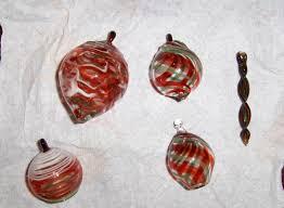 christmas glass ornaments fort wayne indiana hand blown usa