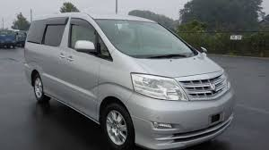 lexus minivan 2015 2007 series 2 alphard 3 0l v6 7 seater edward lee u0027s youtube