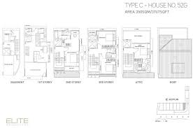 holland residences floor plan elite residences