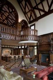 English Tudor Style House I Love This Living Room I Definitely Have An Obsession With Tudor