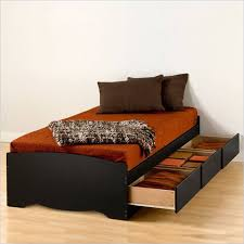 wonderful twin size bed frame with drawers plans for twin size