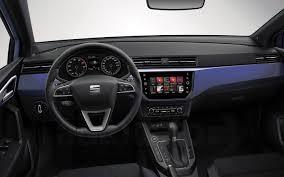 nuevo seat arona rendimiento y estilo en un suv compacto